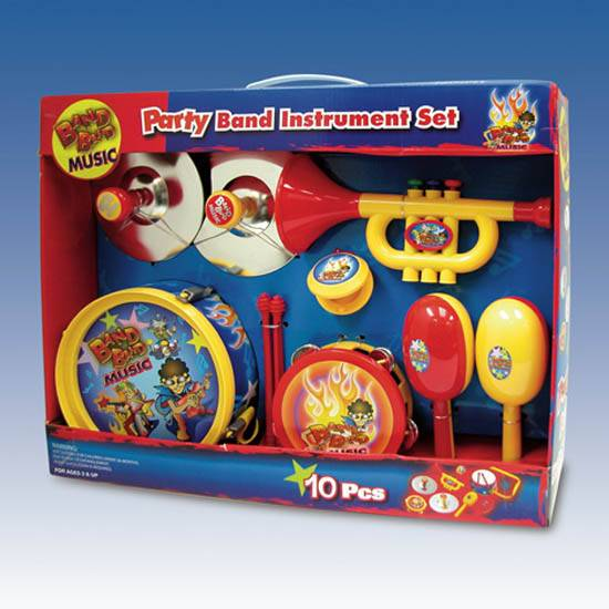 Party Band Instrument Set