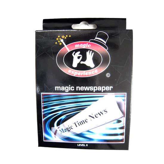 Magic Newspaper