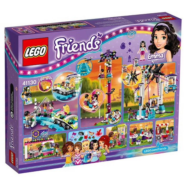 LEGO® Friends Amusement Park Roller Coaster