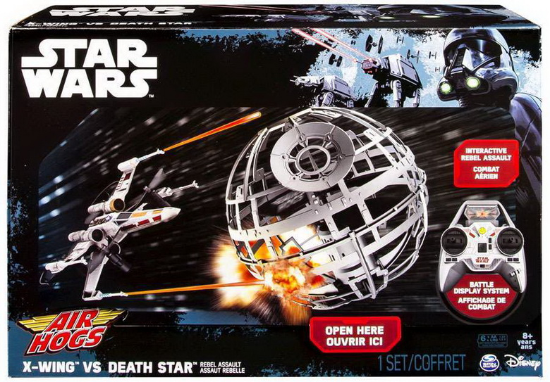 Air Hogs Star Wars X-Wing vs. Death Star - Rebel Assault