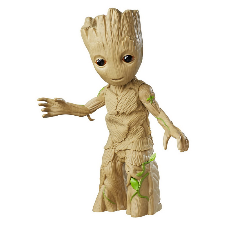 Marvel Guardians of the Galaxy Dancing Groot Figure (Hasbro, Inc.)