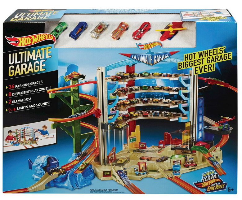 Hot Wheels® Super Ultimate Garage (Mattel, Inc.)
