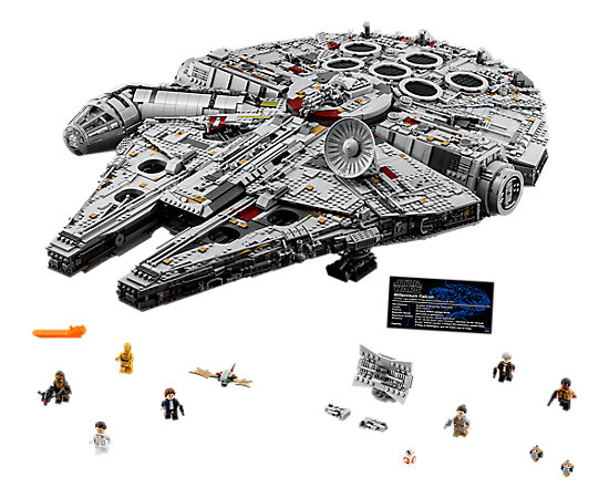LEGO® Star Wars™ Millennium Falcon™ (LEGO Systems, Inc.)
