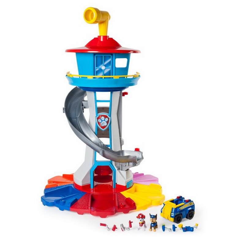 PAW Patrol My Size Lookout Tower (Spin Master Ltd.)
