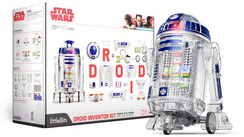 Star Wars Droid Inventor Kit (LittleBits)