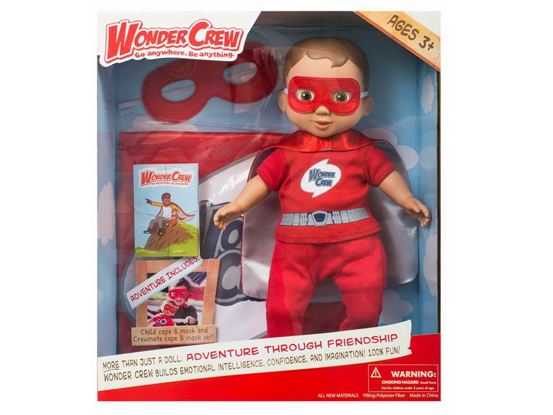 Wonder Crew Superhero Will (PlayMonster)